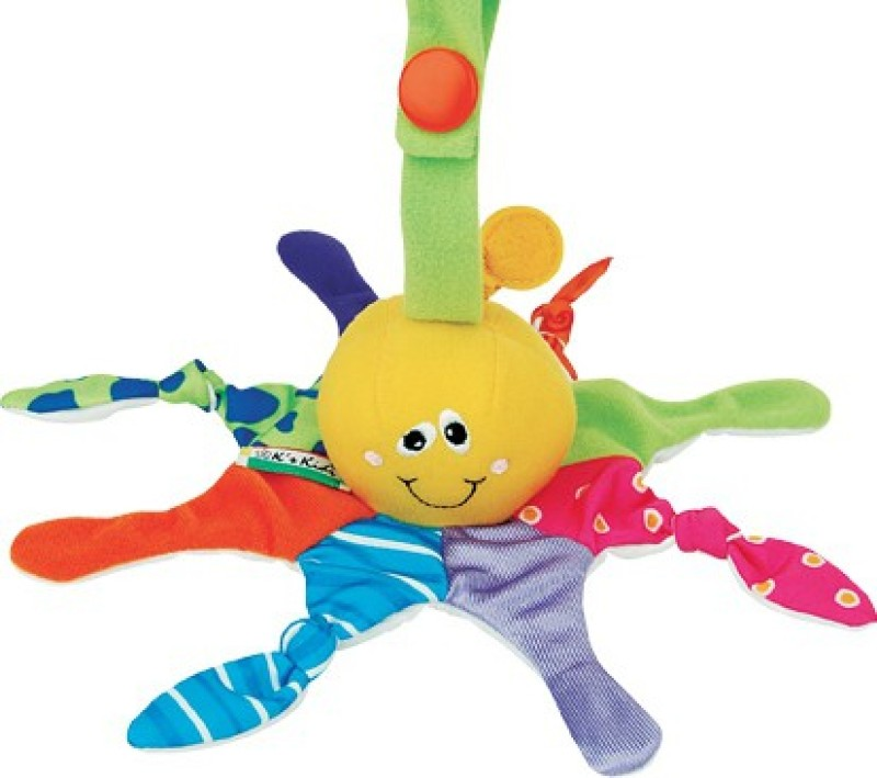 K's Kids Little Octopus(Multicolor)