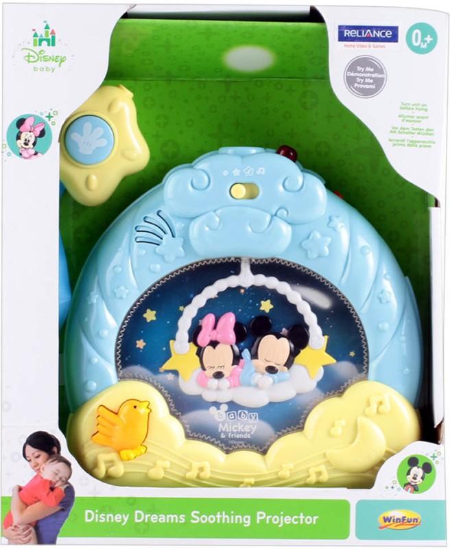 Winfun Disney Dreams Soothing Projector(Multicolor)