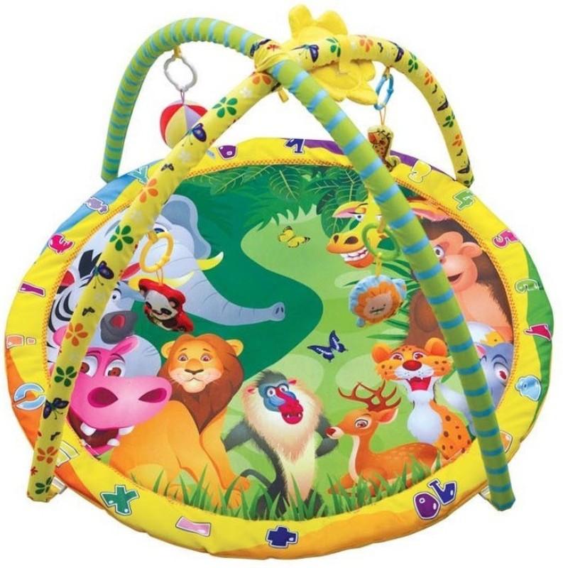 Toys Bhoomi Twist And Fold Fun Jungle Baby Activity Gym - Newborn...