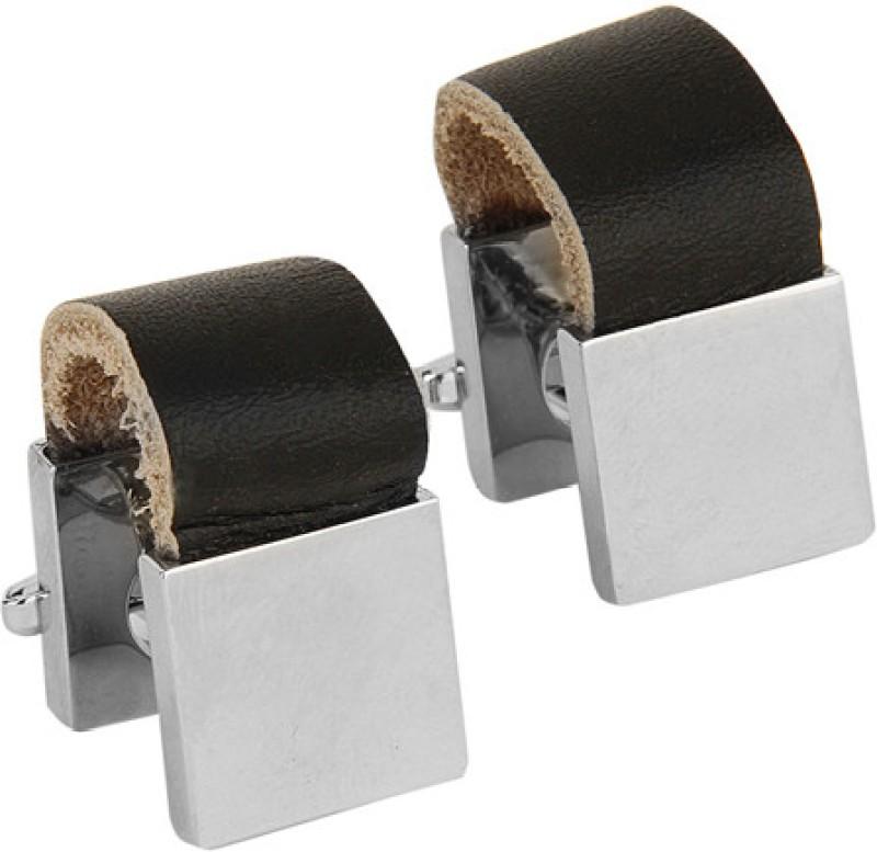 Lino Perros Metal Cufflink(Silver) LMCU00453