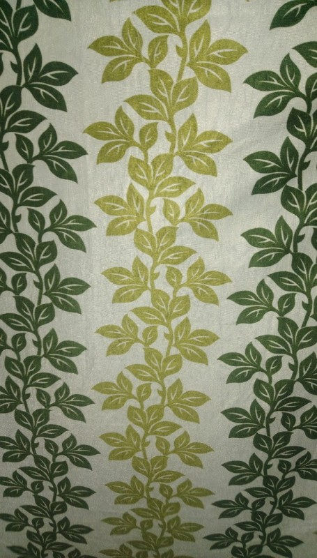 Cortina 5165 Curtain Fabric(Green, 5 m)