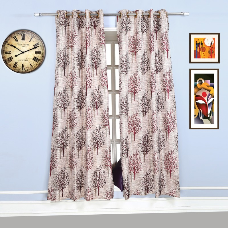 check MRP of single curtain on window Style Homez