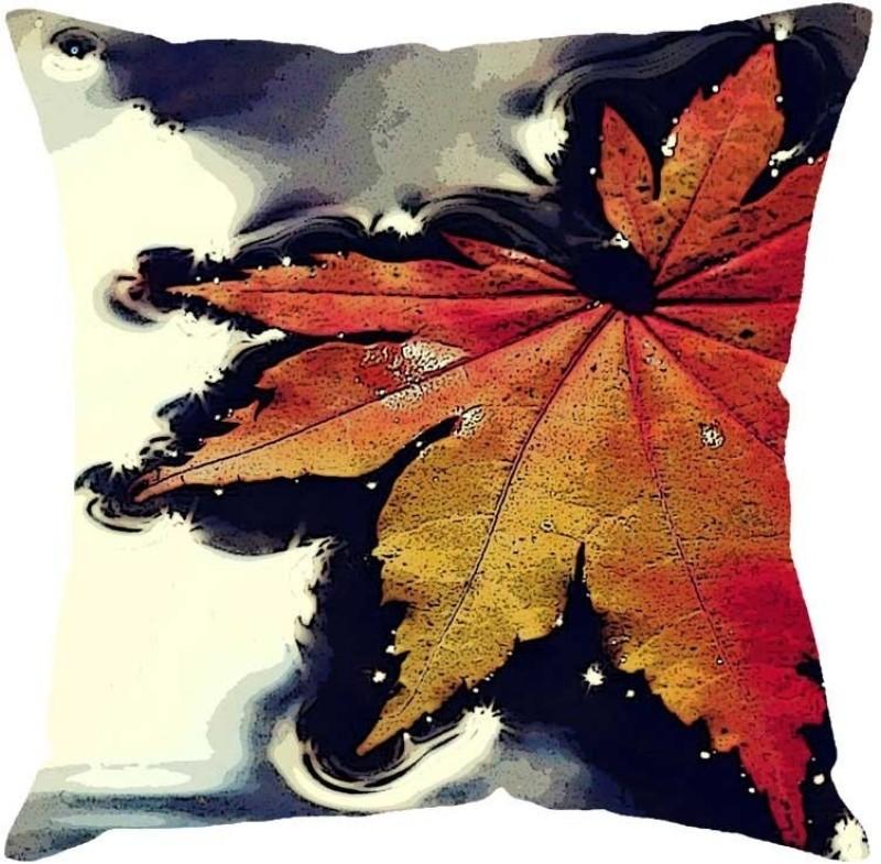 Fabulloso Printed Cushions Cover(31 cm*31 cm, Multicolor)