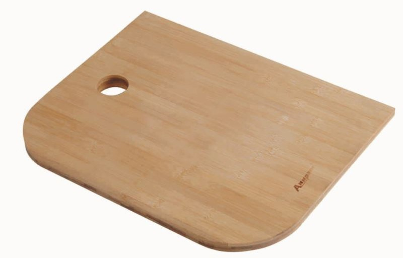 Anupam ACB-507W Wood Cutting Board(Brown Pack of 1)