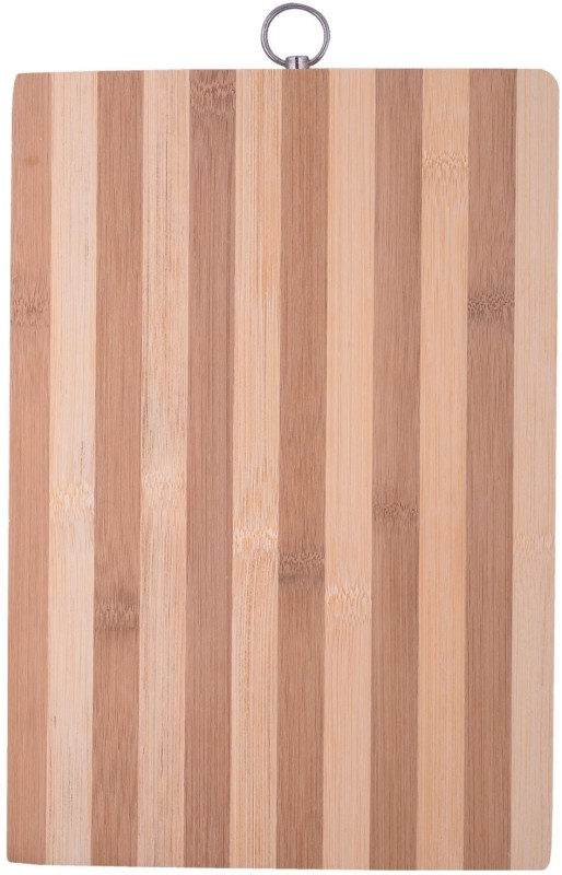Combi Delights Wood Cutting Board(Brown Pack of 1)