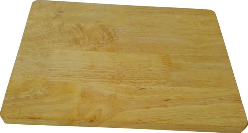 Oxford Wood Cutting Board(Beige Pack of 1)