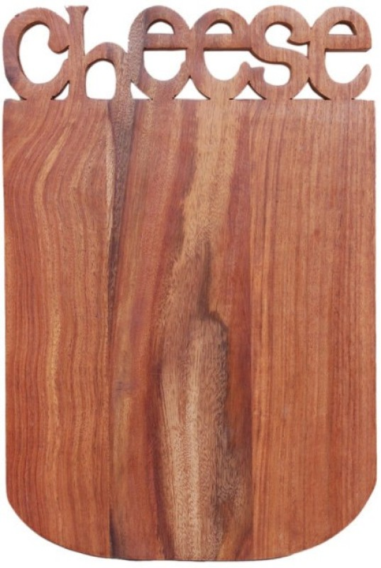 Onlineshoppee Wood Cutting Board(Brown Pack of 1)