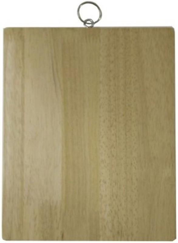 utkarsh Wood Cutting Board(Beige Pack of 1)