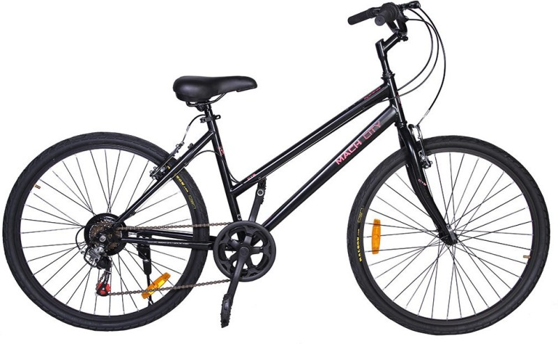 BSA 7 Speed 26 T Girls Cycle/Womens Cycle(7 Gear, Multicolor)