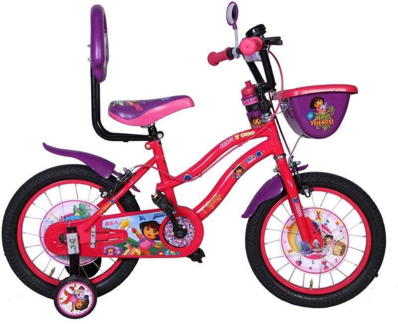 BSA Single Speed 16 T Recreation Cycle(Single Speed, Multicolor)