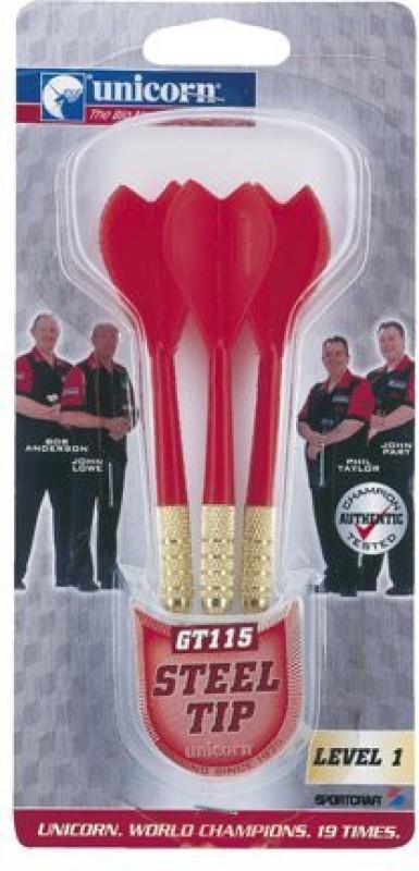 Unicorn dart set steel Tip GT 115 Steel Tip Dart(Pack of 3)