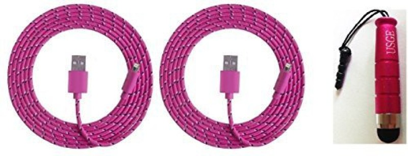Play X Store PL1432 Lightning Cable(Yellow)