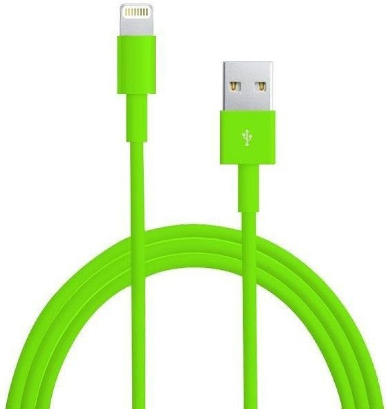 YGS USB 8 Pin Data Cable for Apple Iphone 5S/5G/5C USB Cable(Green)