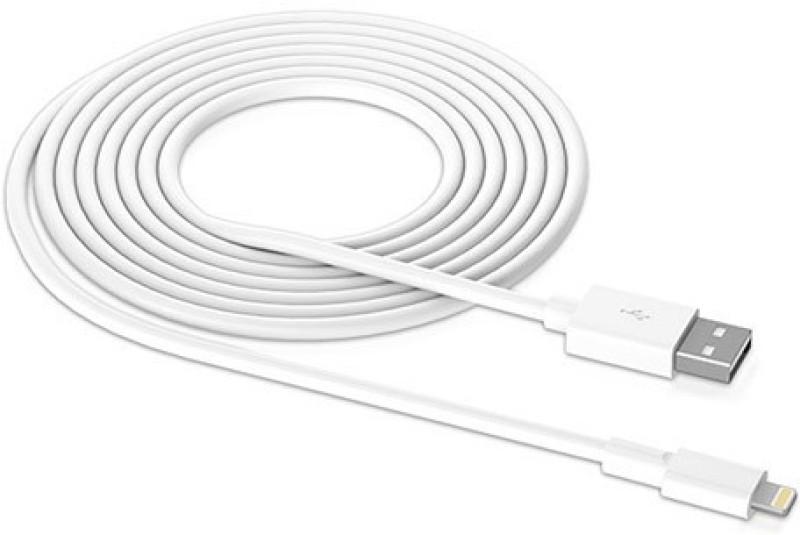 Akira White Usb Cable For Motorola Moto X Play USB Cable(White)