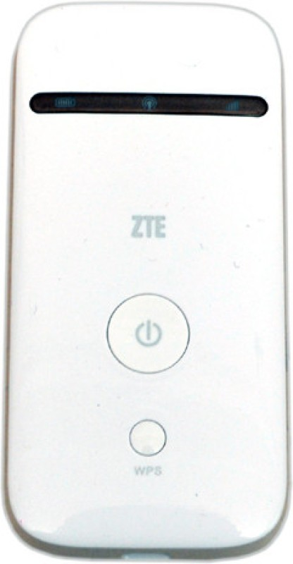 ZTE MF 65 Data Card(White) image