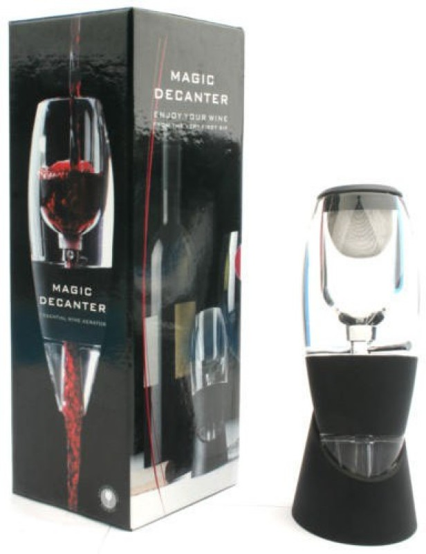 PackNBuy Wine Decanter(Glass, 17 oz)
