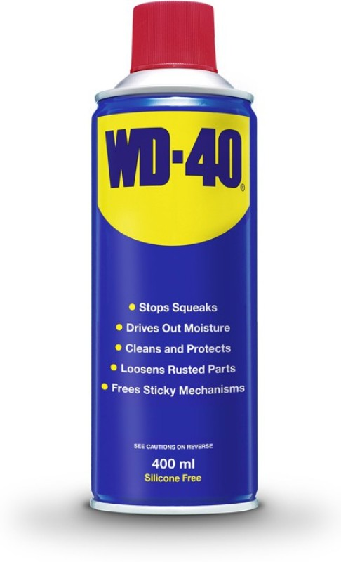WD40 IND Degreasing Spray(400 ml)