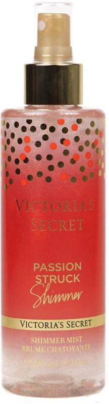 Victorias Secret Passion Struck Shimmer Body Mist - For Women(245 ml)