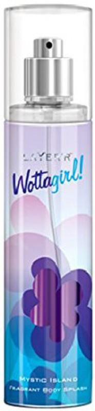 Layerr Wottagirl - Mystic Island Body Mist - For Women(135 ml)