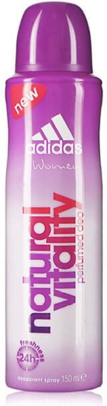 Adidas Natural vitality Perfumed Deodorant spray for Woman Body Mist - For Women  (150 ml)
