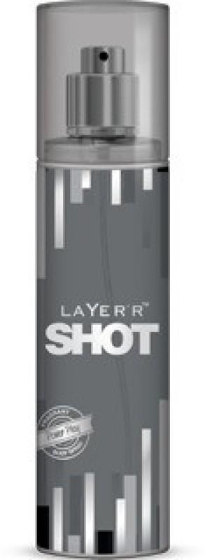 Layerr Shot - Power Play Deodorant Spray - For Men(135 ml)