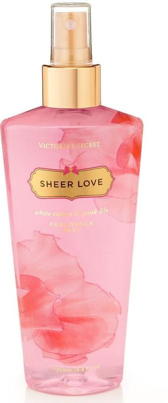 Victorias Secret Sheer Love Fantasies Deodorant Spray - For Women(250 ml)