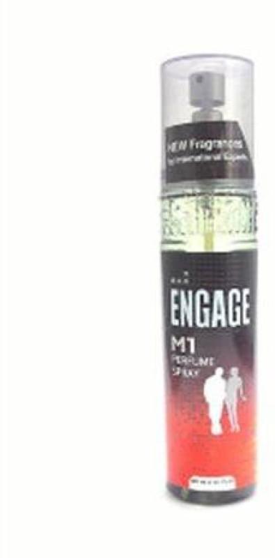 Engage M1 Deo Perfume Spray Body Spray - For Men(120 ml)