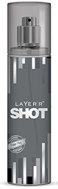 Layerr Shot - Power Play Body Mist - For Women(135 ml)
