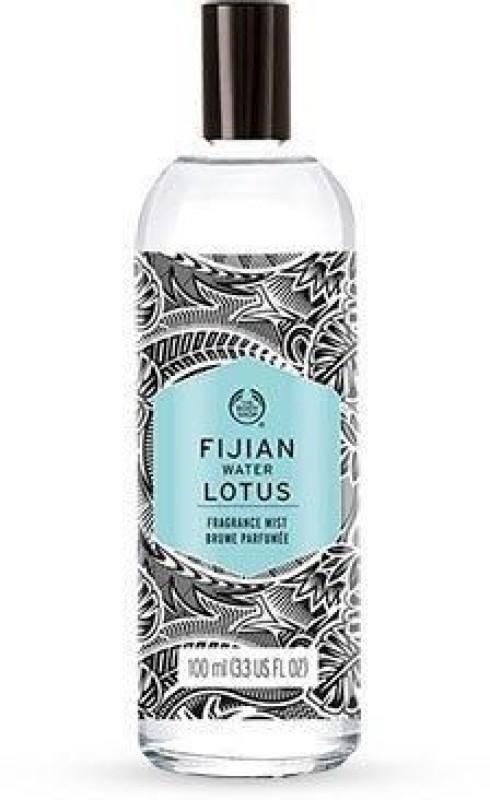 The Body Shop FIJIAN WATER LOTUS FRAGRANCE Body Mist - For Women(100 ml)