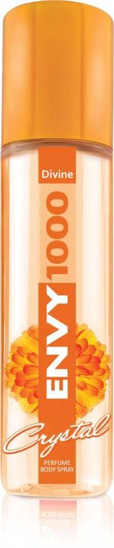 Envy 1000 Divine Crystal Deo 135 Ml Deodorant Spray - For Women(135 ml)