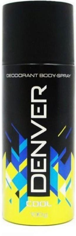 Denver Cool Deodorant Spray - For Men(100 g)