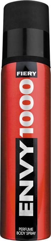 Envy 1000 Fiery Spray Nano 40 Ml Deodorant Spray - For Men(40 ml)