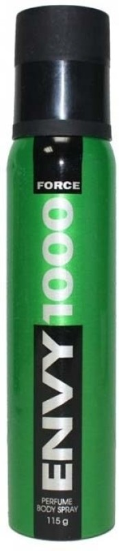 Envy 1000 Force Deodorant Spray - For Men(115 g)