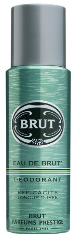 Brut Eau de Brut Deodorant Spray - For Men(200 ml)