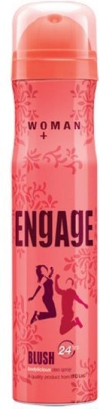 Engage Blush Deodorant Spray - For Women(150 ml)