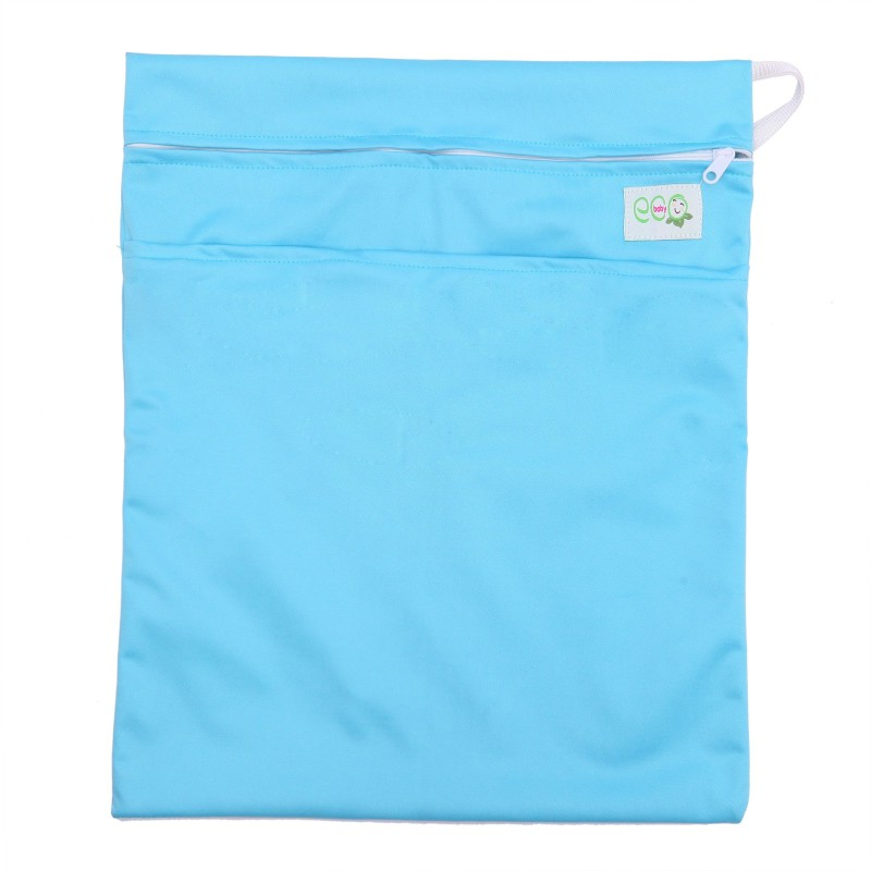 Eco Baby Electric Blue WB Diaper Bags(Blue)