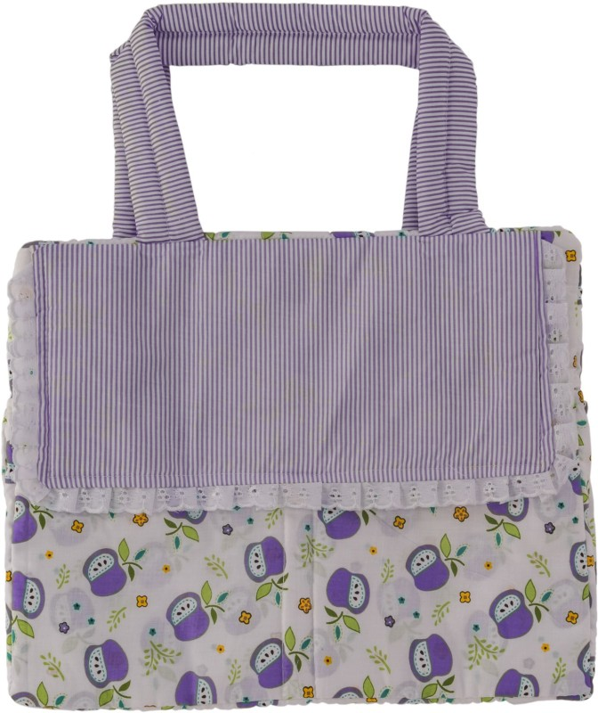 Love Baby DBB12 Purple Diaper bag(Purple)