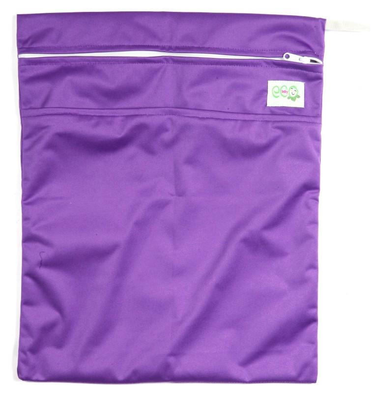 Eco Baby Viola Violet WB Diaper Bags(Purple)