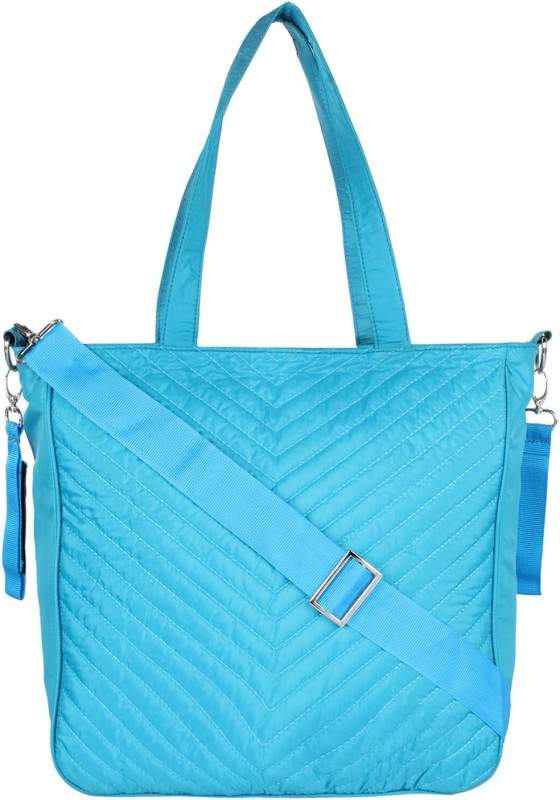 Anekaant Mumsy Shoulder Diaper Bag(Blue)