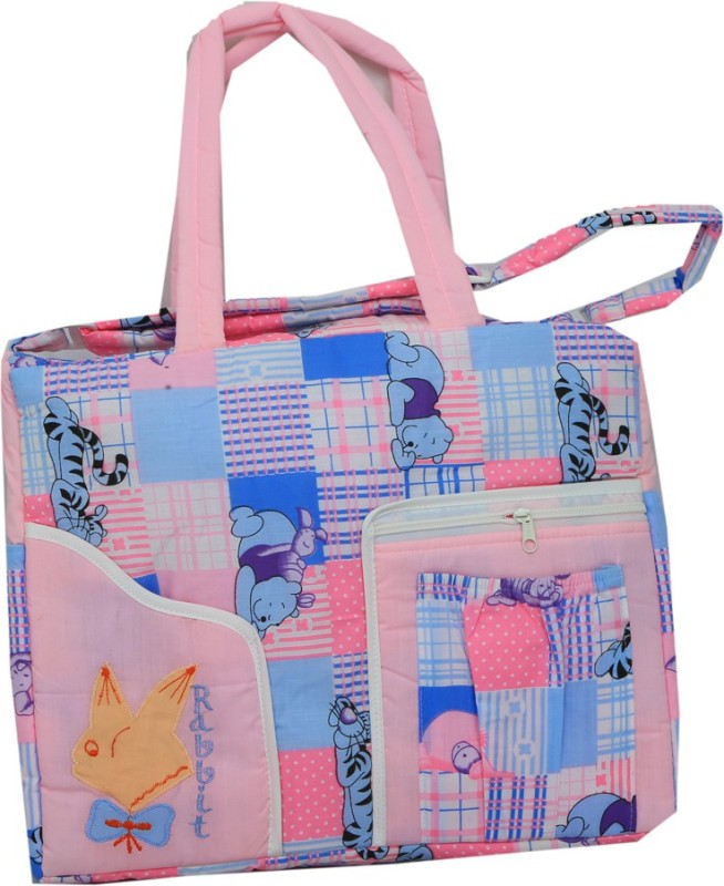 Kuber Industries Diaper Baby Bag , Nappy Changing Bag , Mamma's Bag (Exclusive Design) Nursery Bag(Multicolor)