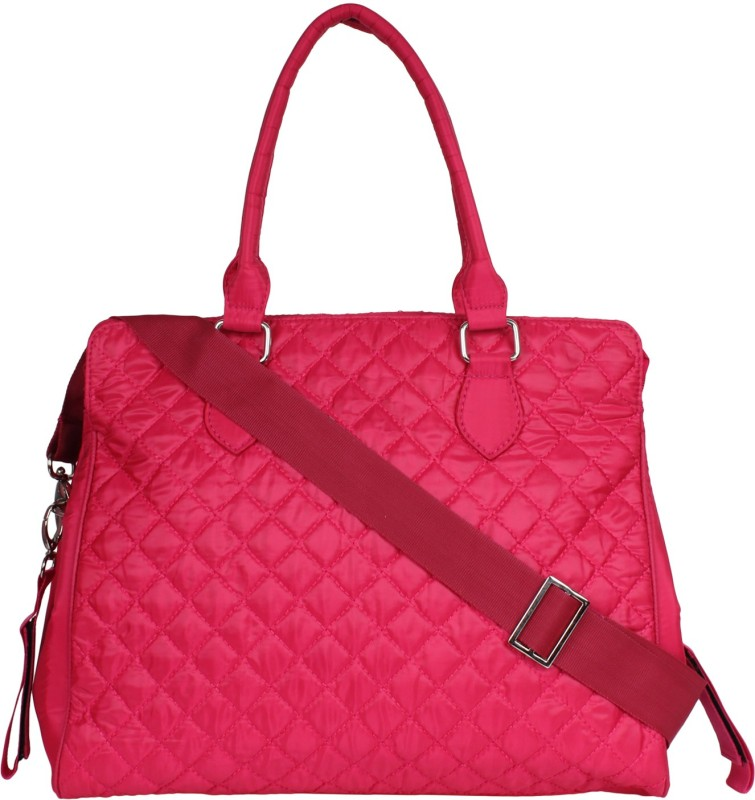 Anekaant Mumsy Shoulder Diaper Bag(Pink)