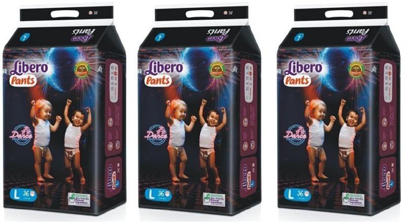 Libero diaper pent large - L(3 Pieces)