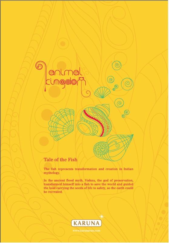 Karunavan Animal Kingdom A5 Journal 160 Pages