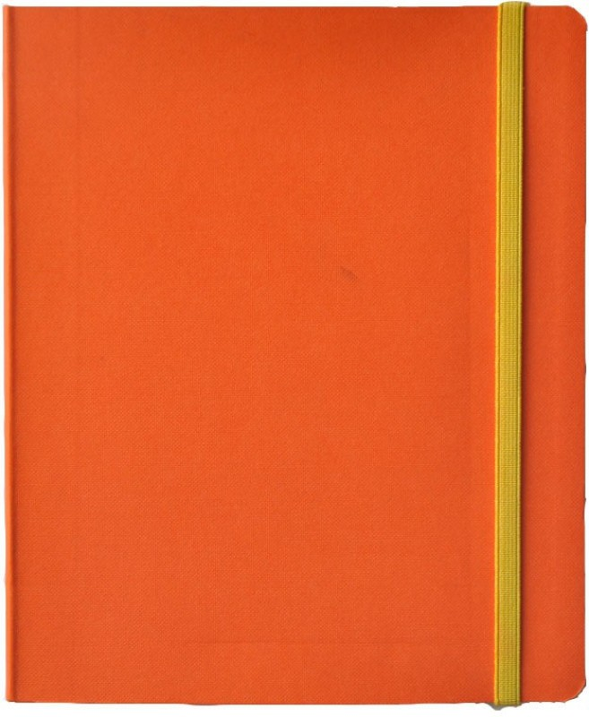 Karunavan 2015 Regular Journal 160 Pages(Orange)