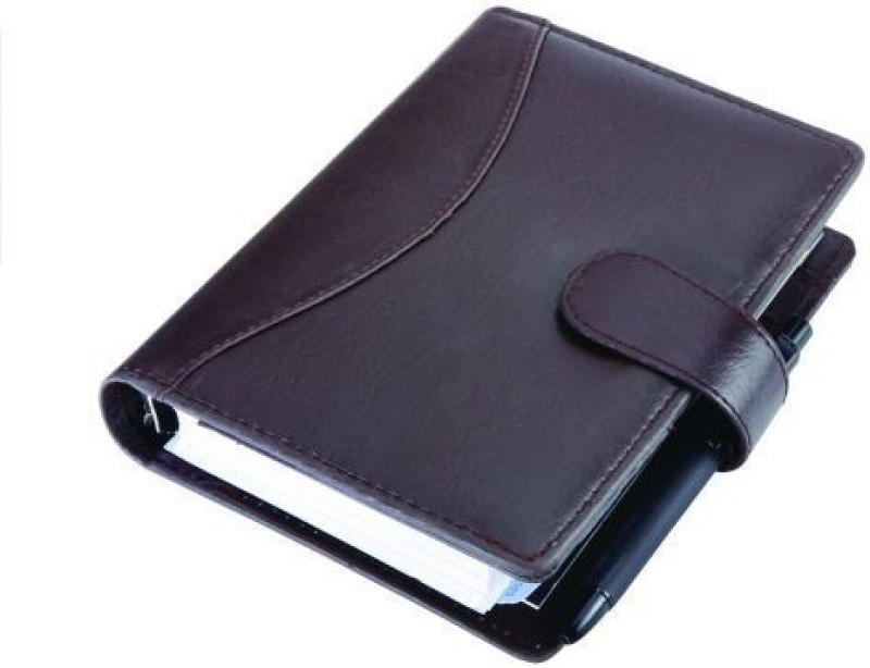 Stylo Junction Business Organiser A4 Organizer 150 Pages(Brown)