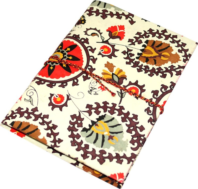 R S Jewels Handicraft Printed Mini Note Pad 48 Pages(Multicolor)
