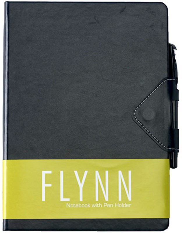 Anupam Flynn - 2014 B5 Journal 160 Pages(Black)