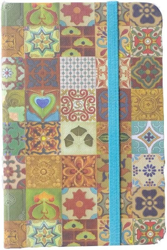 Karunavan 2015 Pocket-size Journal 192 Pages(Multicolor)