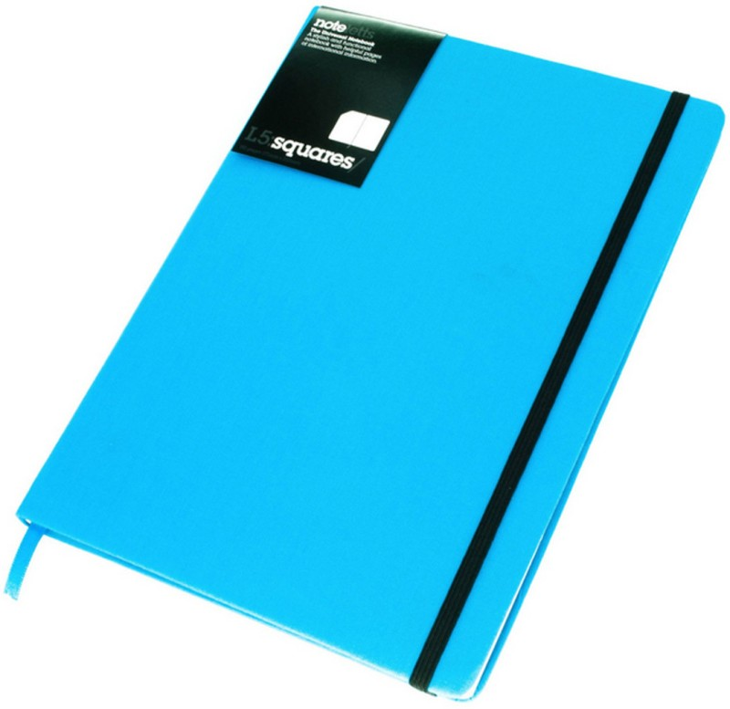 Letts Universal A5 Notebook 192 Pages(Blue)