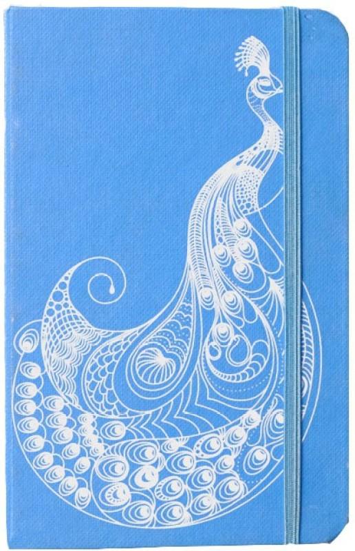 Karunavan 2015 Pocket-size Journal 192 Pages(Blue)
